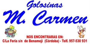 Logo Golosinas Mari Carmen